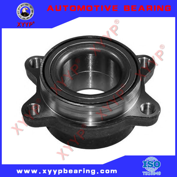 Automotive wheel hub assembly 40210-VW000